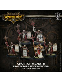 Protectorate Choir of Menoth Unit