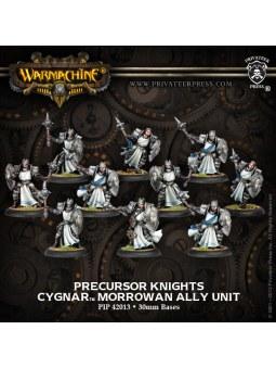 Cygnar Allies Precursor Knights (10) Unit