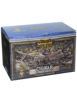 Cygnar Trencher Force Box warmachine