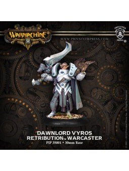 Retribution Dawnlord Vyros Warcaster