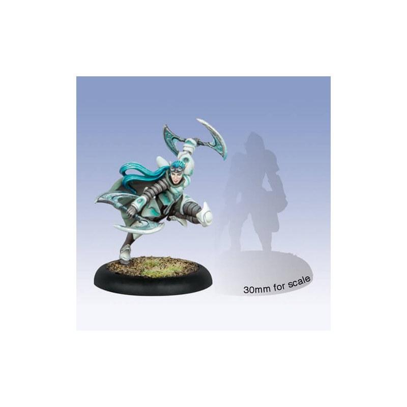 Retribution Elara Tyro of the 3RD Chamber Character Solo