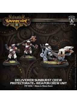 Protectorate Deliverer Sunburst Crew