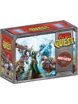 Riot Quest Starter jeu
