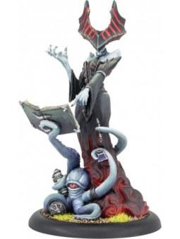 Infernal Master Zaateroth The Weaver of Shadows warmachine