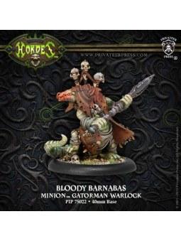 Minions Bloody Barnabas Gatorman Warlock hordes