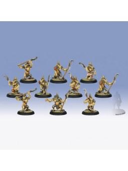 Minions Bog Trog Ambushers (10) Unit hordes