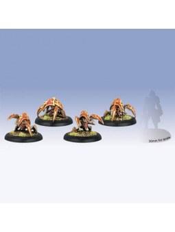 Skorne Scarab Warbeast Pack (4) hordes
