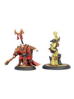 Skorne Supreme Aptimus Zaal & Kovass Warlock hordes