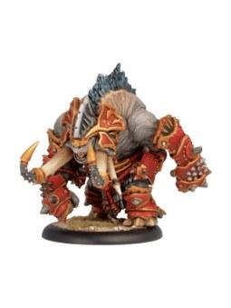 Skorne Titan Bronzeback Alpha Warbeast hordes