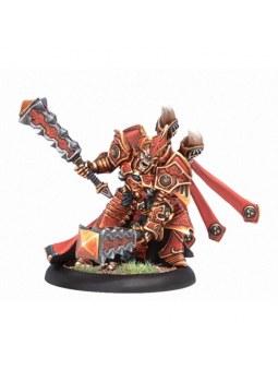 Skorne Tyrant Xerxis Warlock hordes