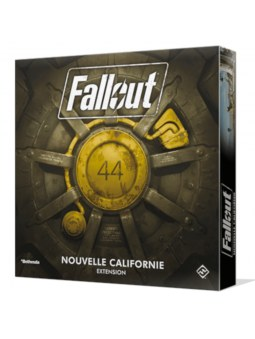 Fallout Extension Nouvelle Californie jeu