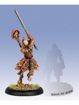 Skorne Tyrant Zaandesh Character Solo hordes
