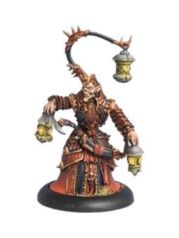 Skorne Void Seer Mordikaar Warlock hordes
