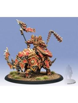Skorne Xerxis, Fury Of Halaak Epic Warlock hordes