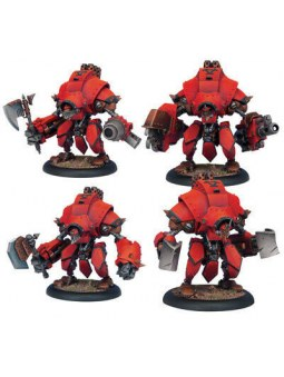Khador Heavy Warjack Decimator/Destructor/Juggernaut/Marauder