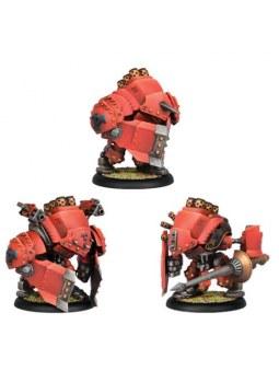 Khador Heavy Warjack Demolisher/Devastator/Spriggan