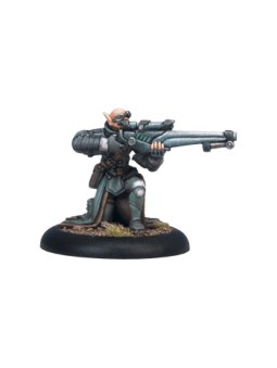 Retribution Ghost Sniper Solo warmachine