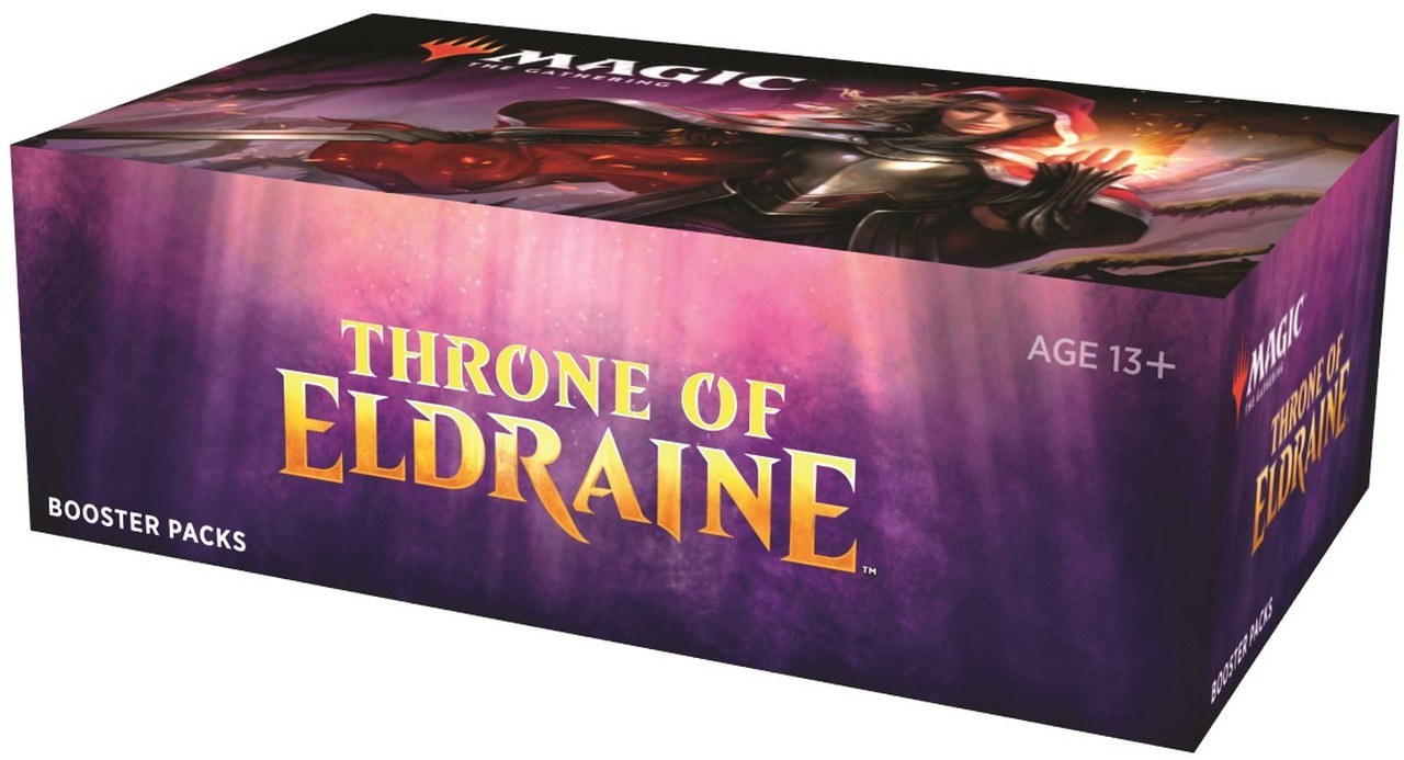 Pre-release Throne of Eldraine - 27/09