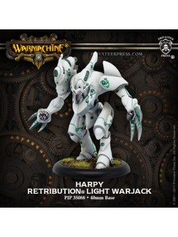 Retribution Happy Vyre Light Warjack warmachine