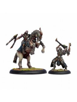 Cryx Darragh Character Dragoon warmachine
