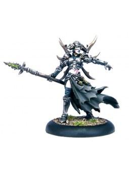 Cryx Deneghra Warwitch Warcaster warmachine