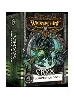 Cryx Faction Deck MK.III warmachine