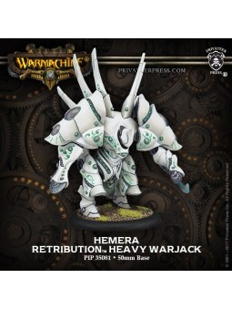 Retribution Hemera Heavy Warjack warmachine