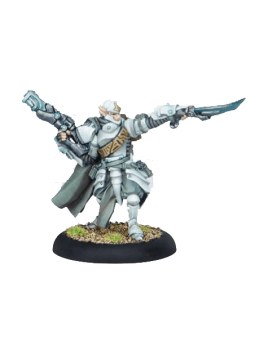 Retribution Houseguard Thane Solo warmachine