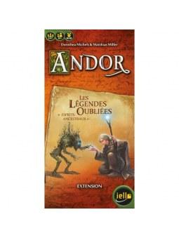 Andor - Extension Legendes Oubliées jeu