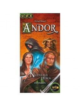Andor Extension: Nouveaux Héros jeu