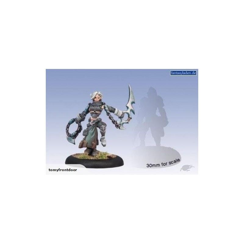 Retribution Mage Hunter Assassin Solo warmachine