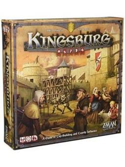 Kingsburg 2ND Edition jeu