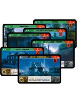 Operation Commando : Pegasus Bridge cartes