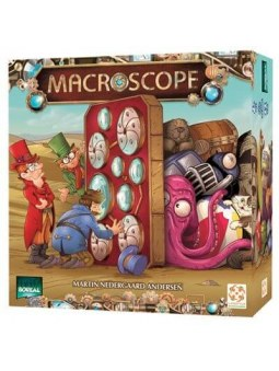 Macroscope jeu
