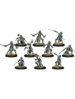 Retribution Mage Hunter Infiltrators Unit warmachine