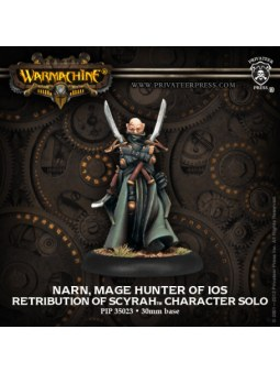 Retribution Narn, Mage Hunter warmachine