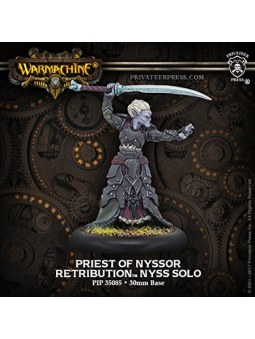 Retribution Priest Of Nyssor Solo warmachine