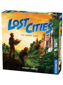 Lost Cities Board Game jeu
