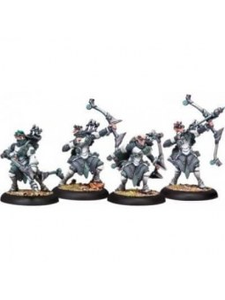 Retribution Stormfall Archers warmachine