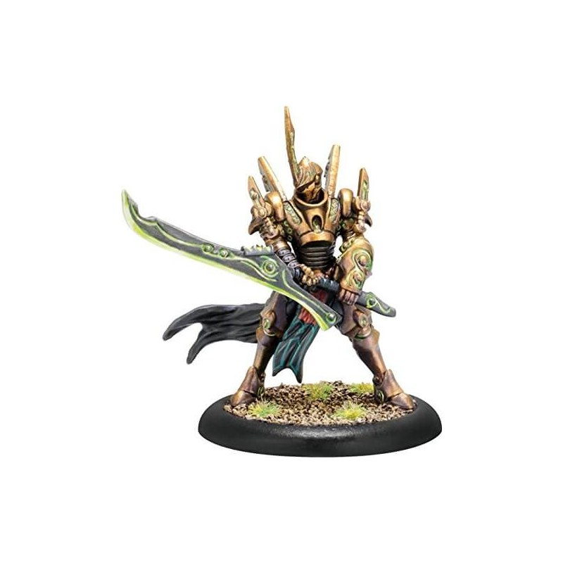 Retribution Thyron, Sword of Truth Warcaster warmachine