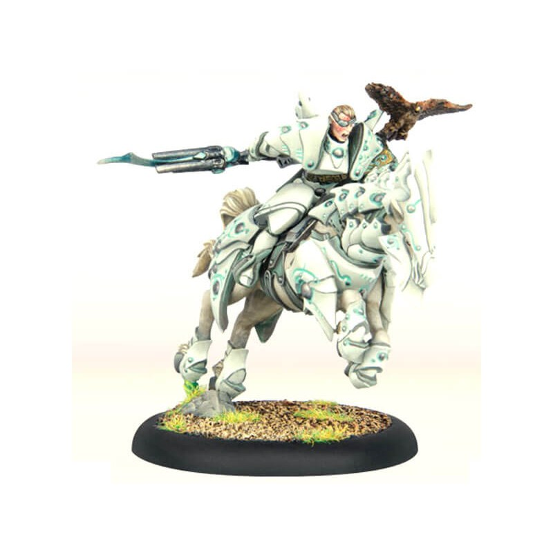 Retribution Vyros, Incissar Cavalry Epic Warcaster warmachine