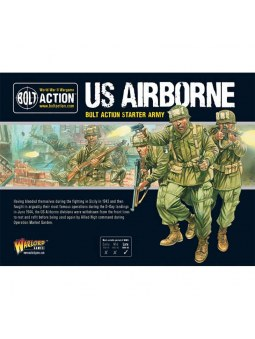 US Airborne Starter Army bolt action