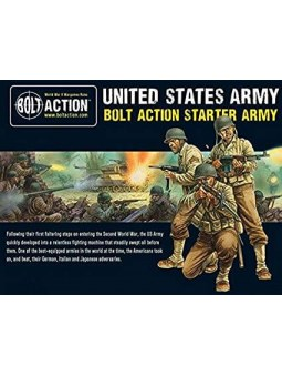 US Army Starter Army bolt action
