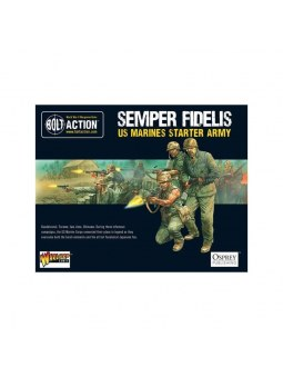 US Marine Corps Starter Army bolt action