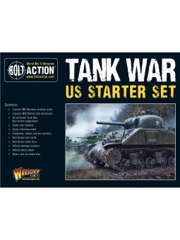 Tank War US starter set bolt action