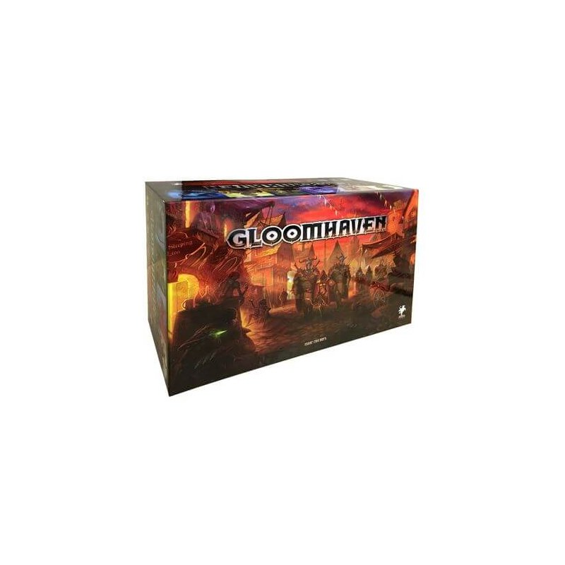 Gloomhaven jeu