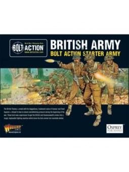 British Starter Army  bolt Action