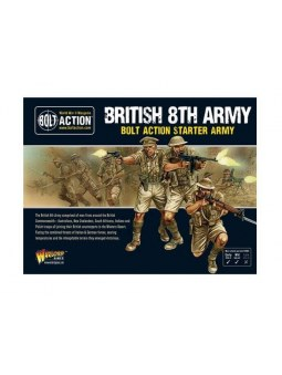 8th Army Starter Army bolt action