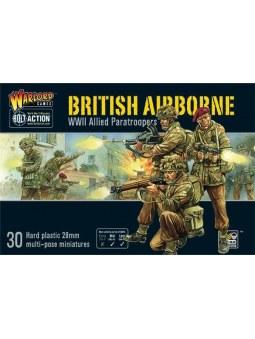 British Airborne Starter Army Bolt Action