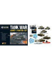 Tank War Soviet starter set bolt action